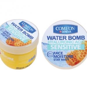 واتر بمب کامان عسل بهترین آبرسان صورت