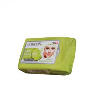 دستمال پاک کننده آرایش کامان