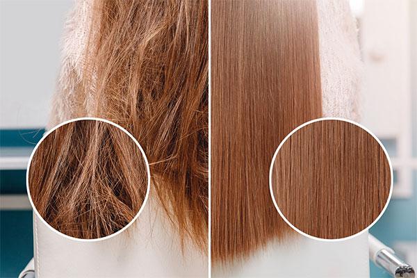 راه های ترمیم و مراقبت از مو