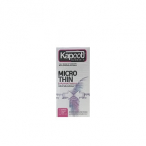کاندوم میکروتین کاپوت؛ نازک ترین کاندوم موجود در بازار