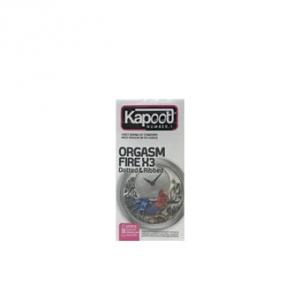 کاندوم کاپوت مدل اورگاسم 3 به عنوان بهترین کاندوم موجود در بازار