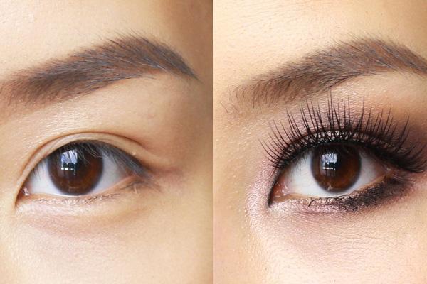 خط چشم اصولی برای درشت کردن چشم