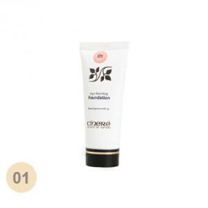 کرم پودر ضد چروک سینره به عنوان بهترین کرم جوان کننده محافظت کننده پوست