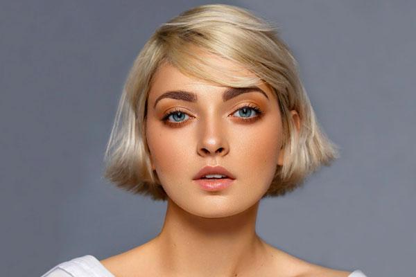 بهترین مدل مو برای لاغر نشان دادن صورت