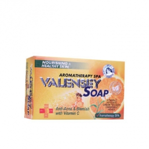 بهترین صابون برای جوش صورت از برند والنسی