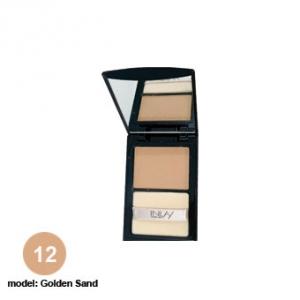پنکک شماره 12 اینلی مدل golden sand به عنوان بهترین پنکک با پوشش دهی عالی