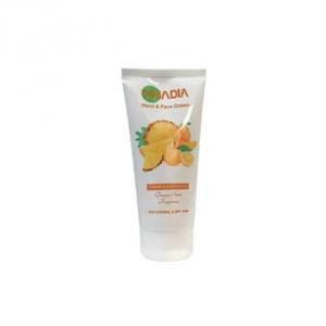 کرم مرطوب کننده آناناس آنادیا به عنوان قوی ترین آبرسان برای پوست دست و صورت