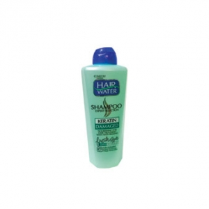 هیر واتر بدون سولفات کامان مناسب موی آسیب دیده به عنوان بهترین شامپو کراتینه ترمیم کننده مو