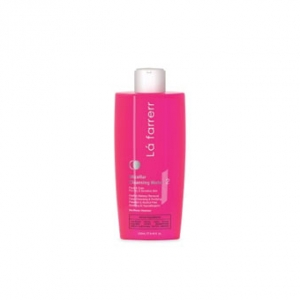 محلول پاک کننده آرایش لافارر مناسب پوست خشک و حساس بهترین تونر تمیز کننده چشم و صورت