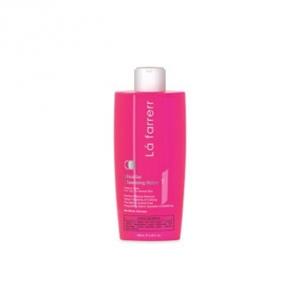 محلول پاک کننده آرایش و صورت لافارر مخصوص پوست های چرب و معمولی