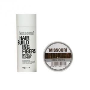 پودر مو میسوری رنگ موکا به عنوان بهترین مارک پرپشت کننده مو