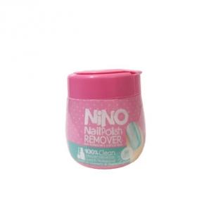 دستمال لاک پاک کن نینو به عنوان پاک کننده سریع و قوی لاک از روی ناخن