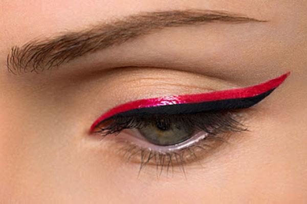 آیا خط چشم رنگی با هر آرایشی ست می شود؟