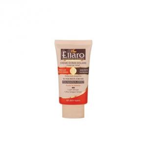 کرم ضد آفتاب رنگی الارو SPF25 به عنوان بهترین مارک ضد آفتاب خارجی با رنگ بژ روشن