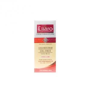 کرم ضد آفتاب رنگی فاقد چربی spf50 الارو به عنوان بهترین مدل ضد آفتاب خارجی مناسب پوست چرب