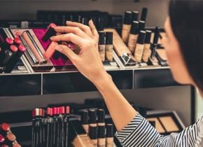 تشخیص لوازم آرایش تقلبی