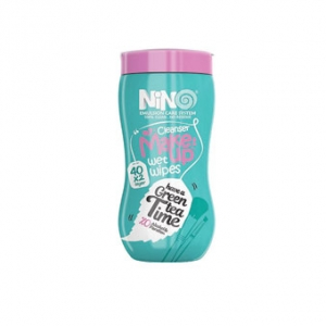 دستمال مرطوب پاک کننده آرایش نینو مدل green tea به عنوان بهترین مارک پاک کننده صورت