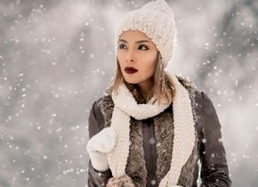 ترفندهای آرایش زمستانی