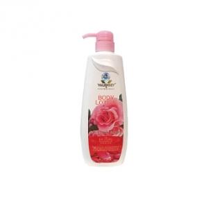 لوسیون بدن نرم کننده والنسی حاوی عصاره گل رز به عنوان بهترین مرطوب کننده بدن