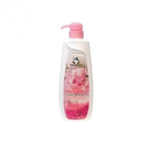شامپو بدن گل رز والنسی به عنوان بهترین شامپو نرم کننده بدن