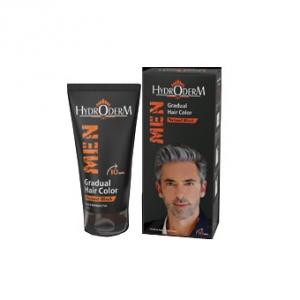 کرم رنگ مو آقایان هیدرودرم، بهترین رنگ مو برای از بین بردن سفیدی مو