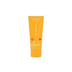 ضد آفتاب پوست چرب و جوش دار لافارر SPF30 به عنوان بهترین محافظت کننده ضد لک صورت