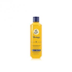 شامپو پرپشت کننده مو مورینگا-8، بهترین شامپوی مناسب موهای معمولی و نازک