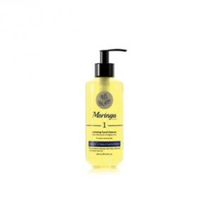 ژل شستشوی صورت مورینگا مناسب پوست چرب به عنوان بهترین فیس واش پاک کننده چربی پوست