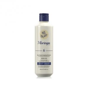 شامپو کراتینه انواع مو مورینگا به عنوان بهترین شامپو احیا کننده مو