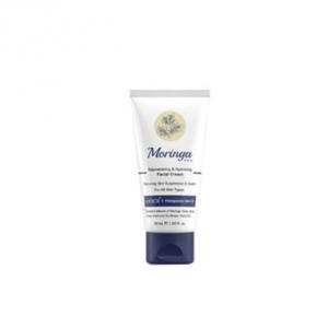 کرم مرطوب کننده دست و صورت مورینگا به عنوان بهترین کرم رفع خشکی و جوان کننده پوست