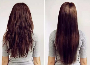 روش مراقبت از موی کراتین شده