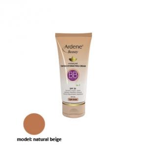 کرم BB آردن حاوی SPF20 رنگ بژ طبیعی به عنوان بهترین کرم محافظ و ضد چروک پوست