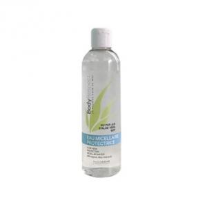 میسلارواتر بادی رسپکت حاوی عصاره آلوئه ورا به عنوان بهترین پاک کننده و نرم کننده پوست