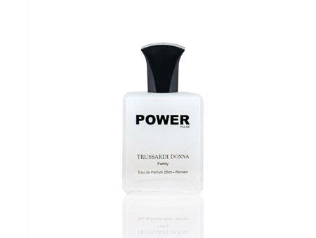 عطر زنانه جیبی پاورپلاس با رایحه trussardi do به عنوان بهترین ادوپرفیوم مینی با دوام و پخش بوی مناسب