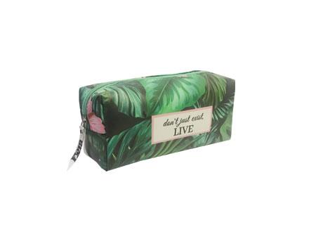 کیف لوازم آرایش با دوخت خوب و طرحی زیبا