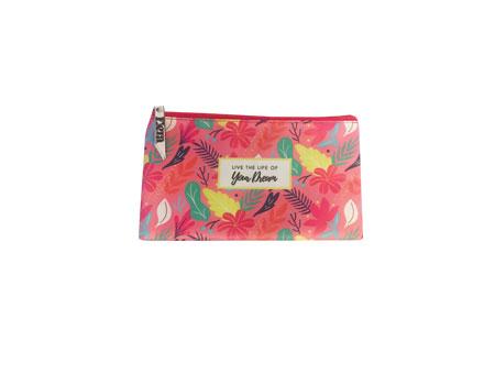 کیف لوازم آرایش با طرحی زیبا و سایزی مناسب