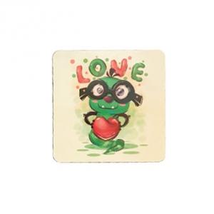 آینه جیبی طرح love به عنوان بهترین آینه سبک تو جیبی